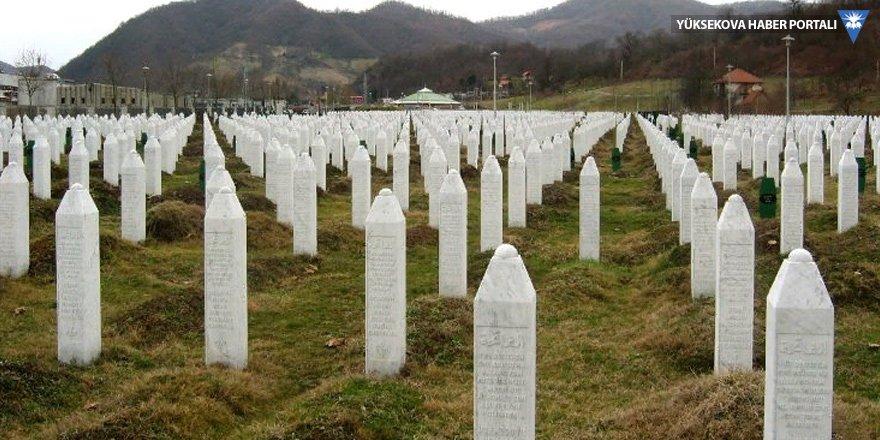 Siyasilerden Srebrenitsa Soykırımı mesajları