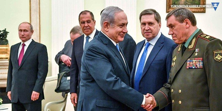 Netanyahu: Esad'la sorunumuz yok anlaşmalara uyarsa saldırmayız
