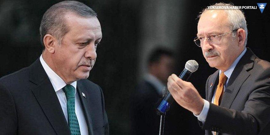 Erdoğan'ın Kılıçdaroğlu'na açtığı 3 davadan 95 bin lira tazminat çıktı
