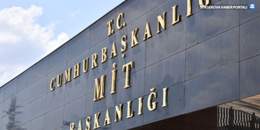 MİT'in tabelası değiştirildi