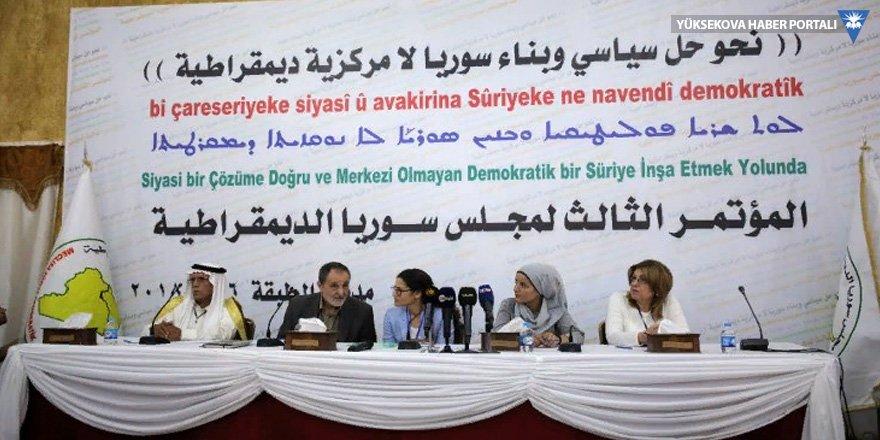 Suriyeli Kürtler: Esad 'Seçimlere katılın' dedi