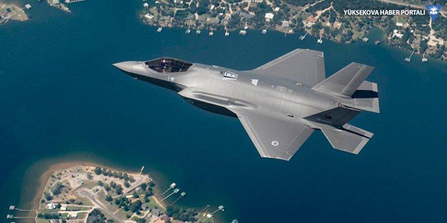 İngiltere, F-35'lerini ilk kez Suriye'de denedi