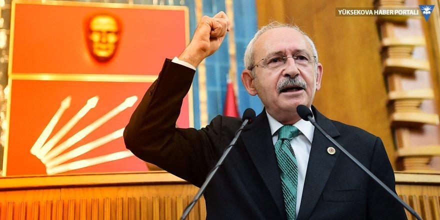 Kılıçdaroğlu: Katiller senin gözetiminde ayrıldı