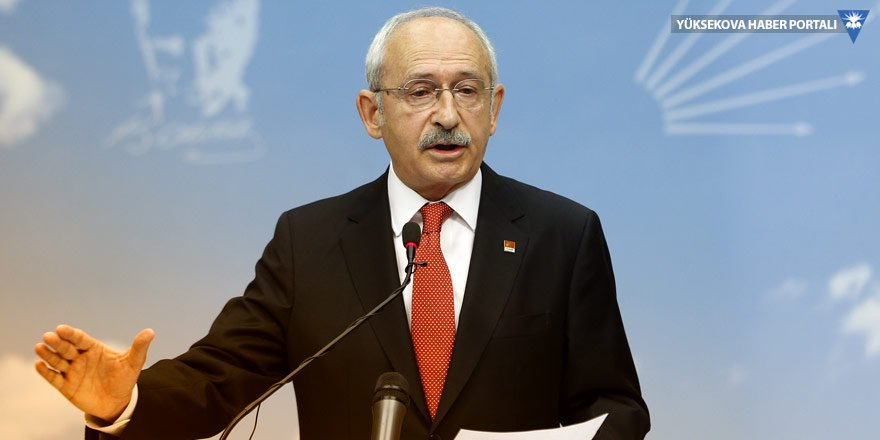 Kılıçdaroğlu: Memleketi dış güçler mi yönetiyor?