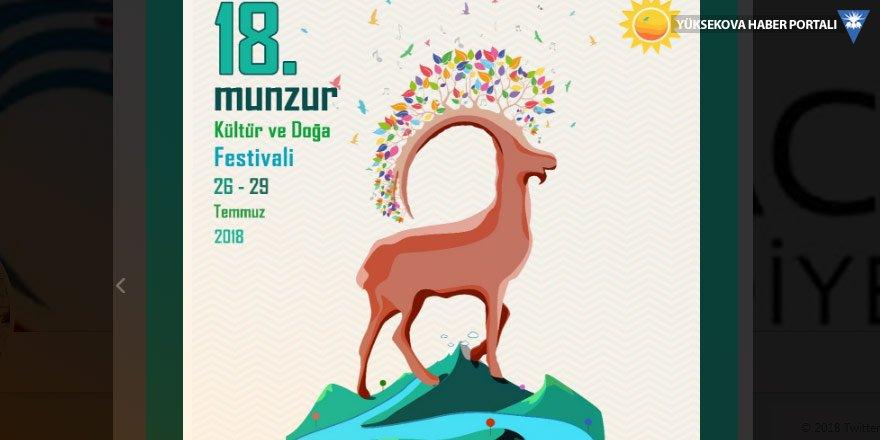 Valilik Munzur Festivali'ni yasakladı