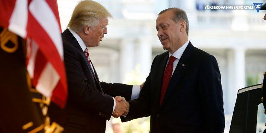 Milli Savunma'dan Trump'a Erdoğan'lı yanıt