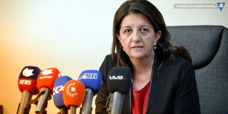 HDP Eş Genel Başkanı Pervin Buldan: Demirtaş'la aynı düşünüyoruz
