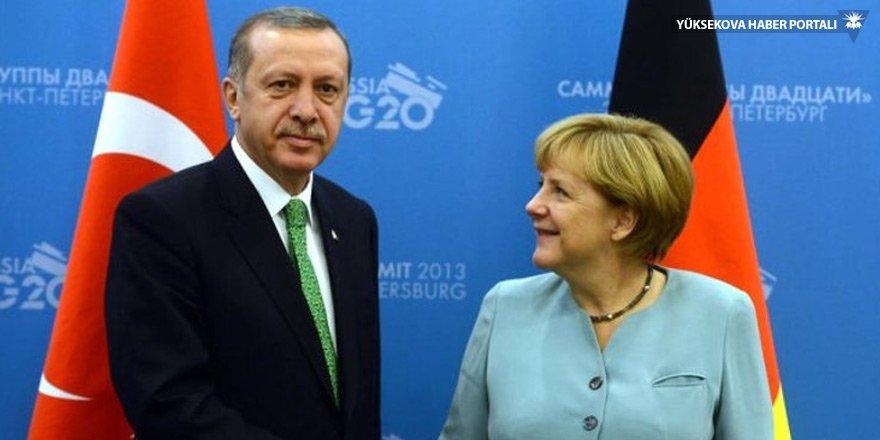'Erdoğan 4 yıl sonra Almanya'ya ilk resmi ziyaretini yapacak'