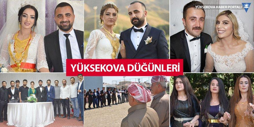 Yüksekova Düğünleri (28 - 29 Temmuz 2018)