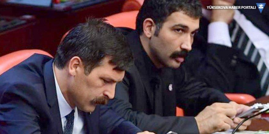 Barış Atay ve Erkan Baş için açıklama: Bugün, yarın değil!