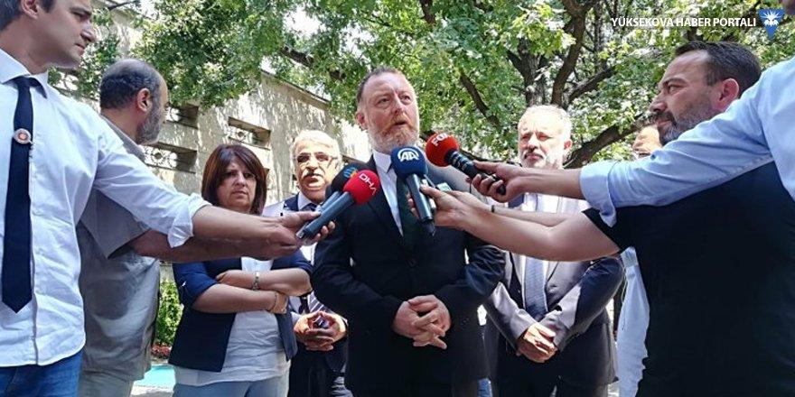 HDP'den, Meclis Başkanına ziyaret