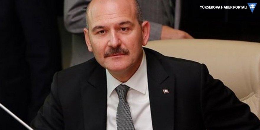 Süleyman Soylu'dan, 'Erdoğan portresi' genelgesi