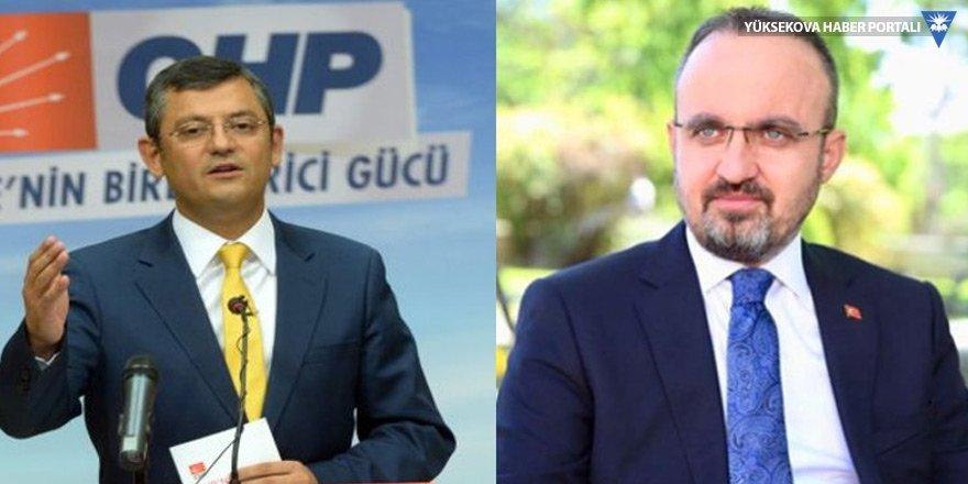 AK Parti ve CHP arasında 'kayyım' tartışması!