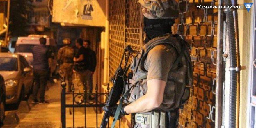 İstanbul'da operasyon: 40 gözaltı