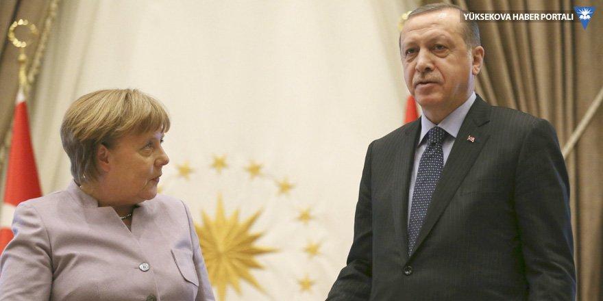 Merkel: Türkiye'nin özel yardıma ihtiyacı yok