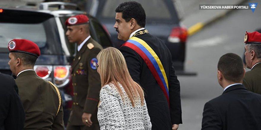 İddia: Rusya Venezuela'ya asker gönderdi