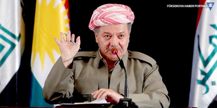 Mesud Barzani KDP'nin adayını açıkladı