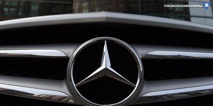 Mercedes'e ikinci Çinli ortak