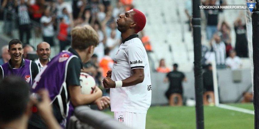 Beşiktaş: 1 - LASK Linz: 0