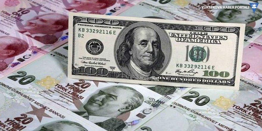 Enflasyon sonrası TL'de yüzde 2 kayıp