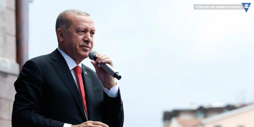 Erdoğan: İki aya kalmaz toparlarız