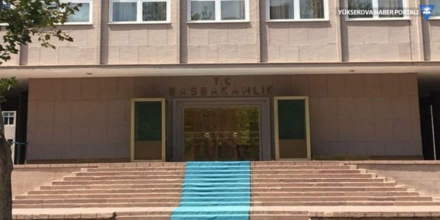 Tarihi Başbakanlık binası Adalet Bakanlığı'na tahsis edildi