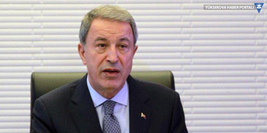 Hulusi Akar CHP, MHP ve İYİ Parti'yi ziyaret edecek