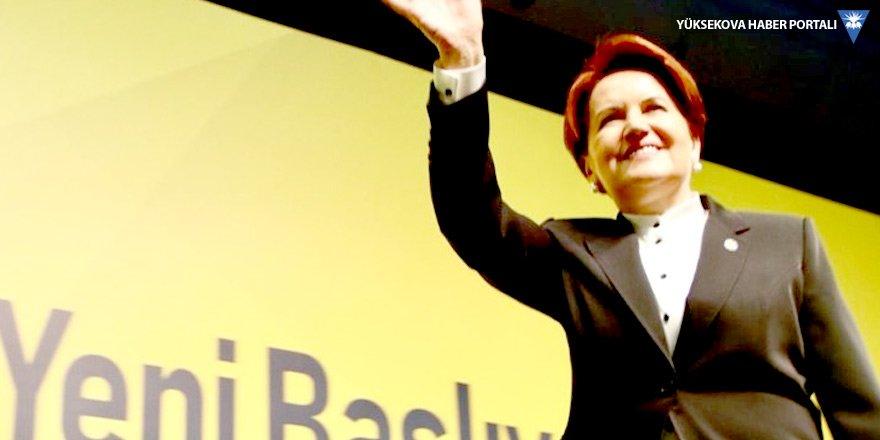 Meral Akşener yeniden genel başkan