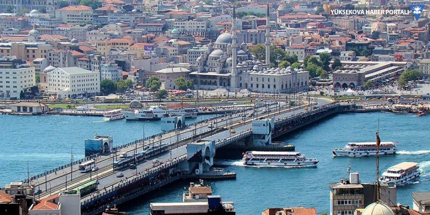 Atatürk ve Galata köprüleri trafiğe kapatılacak