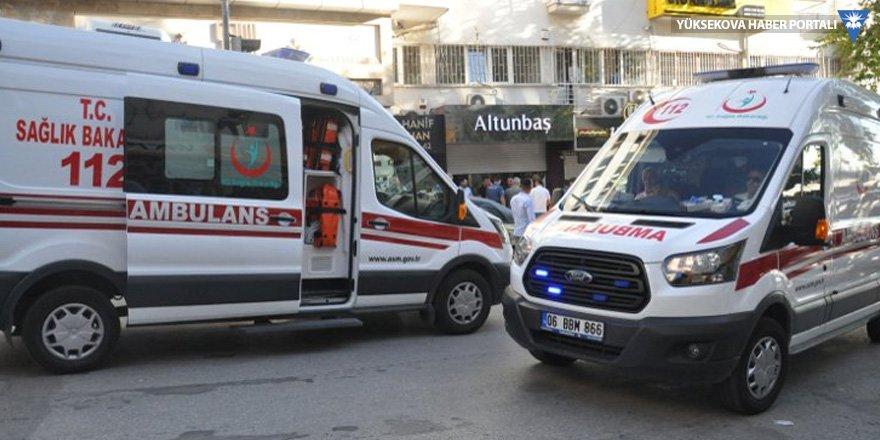Ankara'da silahlı saldırı: 1'i çocuk 8 kişi yaralandı