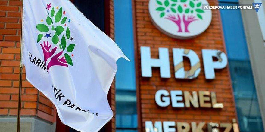 HDP'den kayyım tepkisi