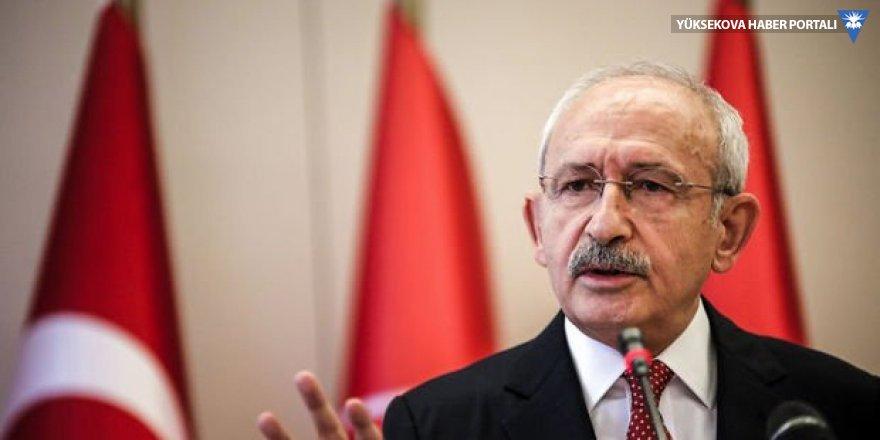 Kılıçdaroğlu: Donarak şehit olan askerin babasına haberi Mezarlıklar Müdürlüğü verdi