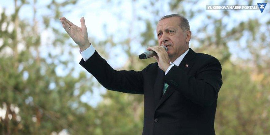Cumhurbaşkanı Erdoğan: Ekonomik saldırılara rağmen Malazgirt ruhuyla ayaktayız
