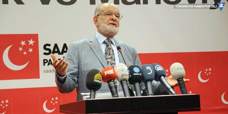 Karamollaoğlu: Selahattin Demirtaş'ın tahliye edilmesi doğrudur