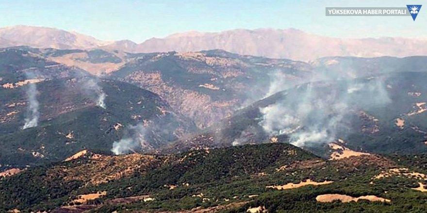 Dersim Barosu: Hozat'taki yangına müdahale edilsin