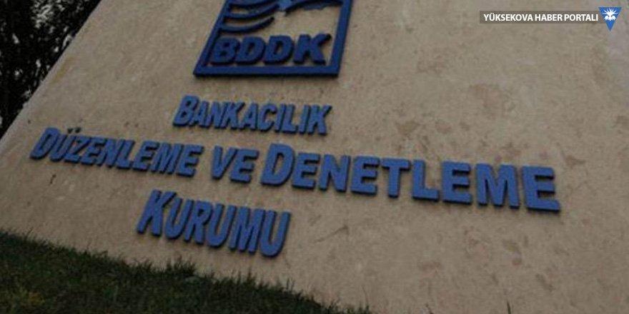 BDDK'dan bankalara uyarı