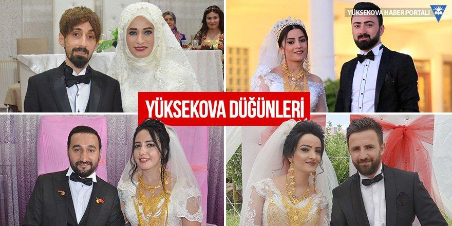 Yüksekova Düğünleri (18- 19 Ağustos 2018)