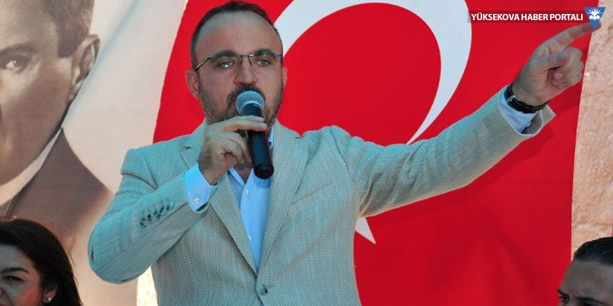 AK Partili Turan: Papazı değil, Erdoğan'ı istiyorlar
