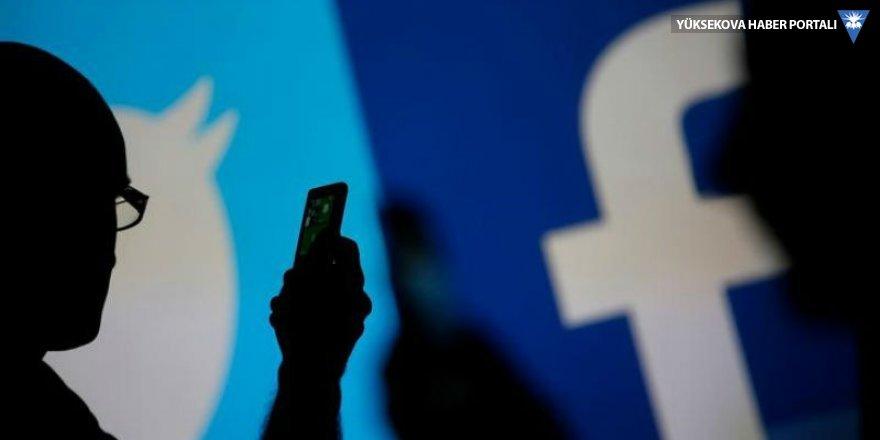Facebook ve Twitter o hesapları yasaklıyor