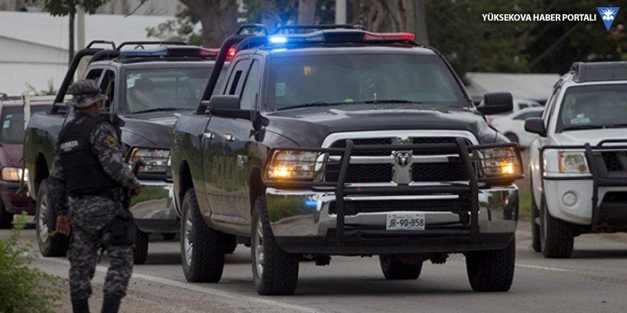 Meksika'da çatışma: 6'sı sivil 7 ölü