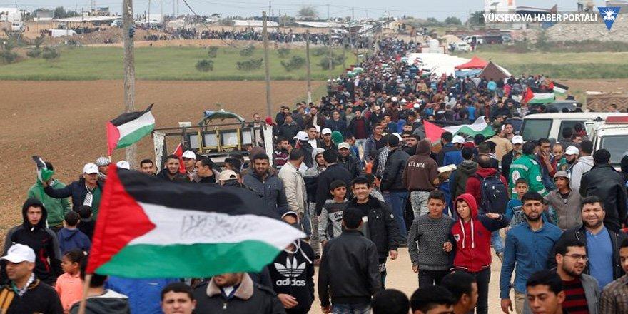ABD, Filistin'e 200 milyon dolarlık yardımı kesiyor