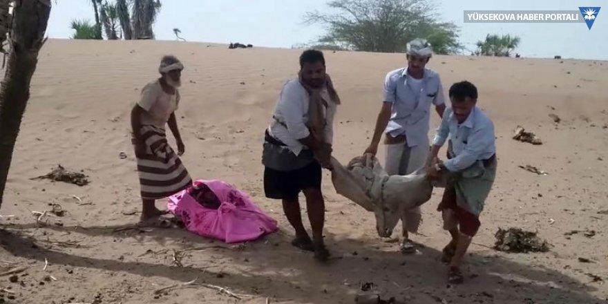 Suudi Arabistan Yemen'de yine çocukları vurdu: 26 ölü