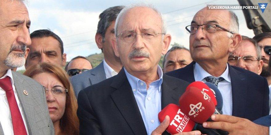 Kılıçdaroğlu'ndan Cumartesi Anneleri tepkisi: Duyduğumda derin bir üzüntüye kapıldım