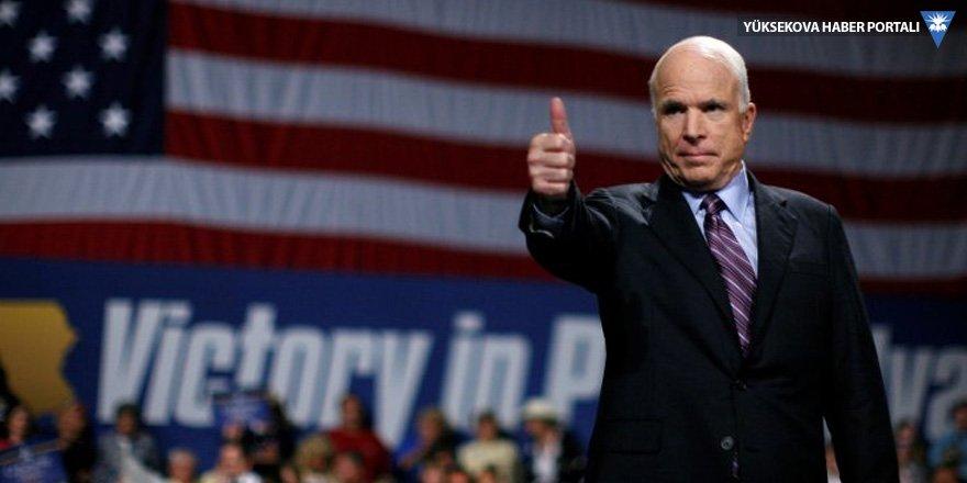 ABD'li senatör McCain yaşamını yitirdi