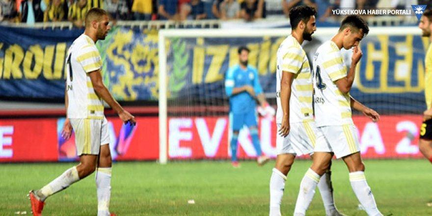 Fenerbahçe, 3 haftada 6 puan kaybetti: Beceriksizlik sonucu belirledi