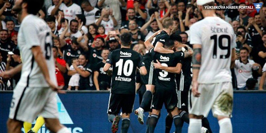 Beşiktaş 3-0 Partizan