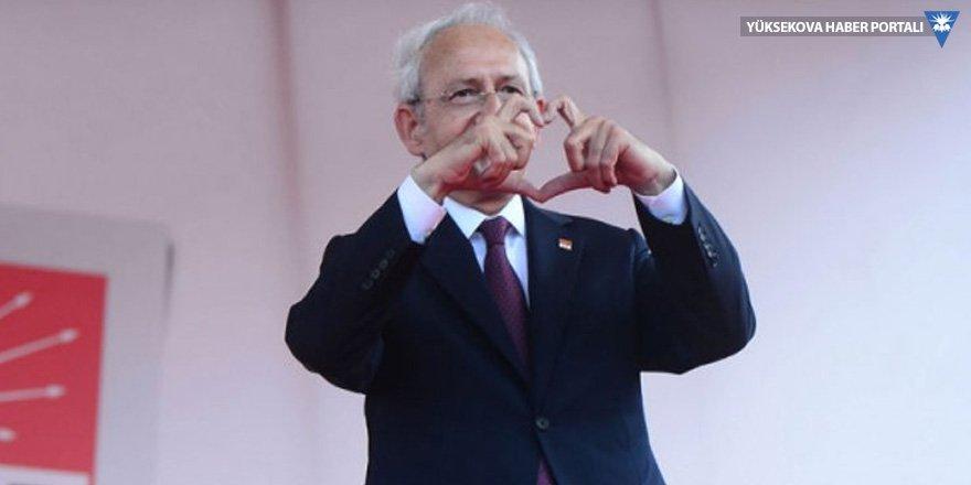 AK Parti'den Kılıçdaroğlu'na: Bitanesin:)