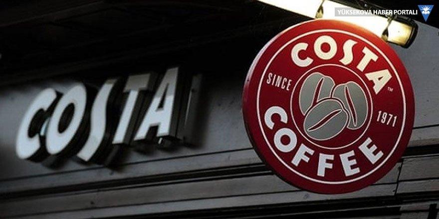 Kahve zinciri Costa'yı Coca Cola aldı