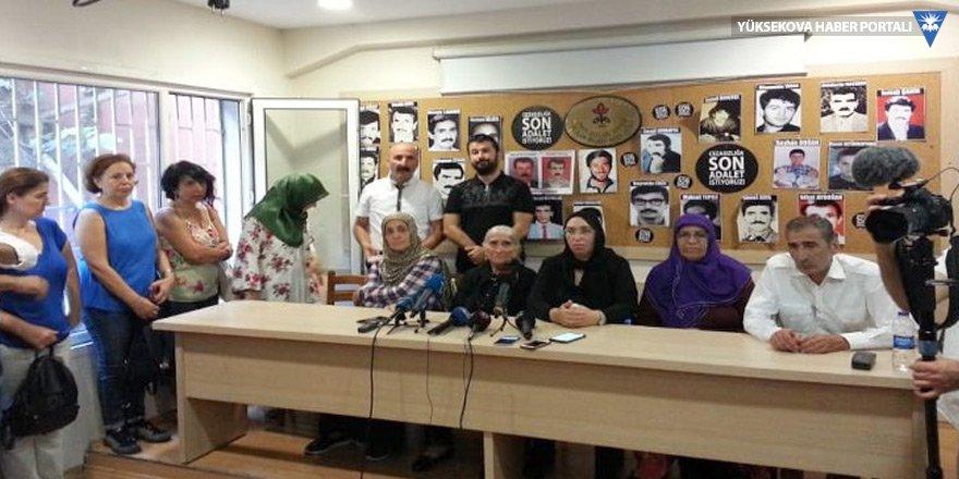Cumartesi Anneleri Erdoğan'dan randevu talep etti