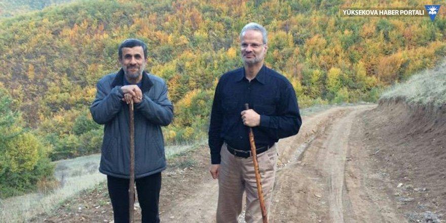 'Eski cumhurbaşkanı Ahmedinejad çobanlık yapıyor' iddiası